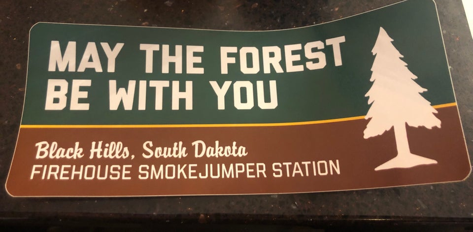 Firehouse SmokeJumper Station 23858 US-385, Hill City