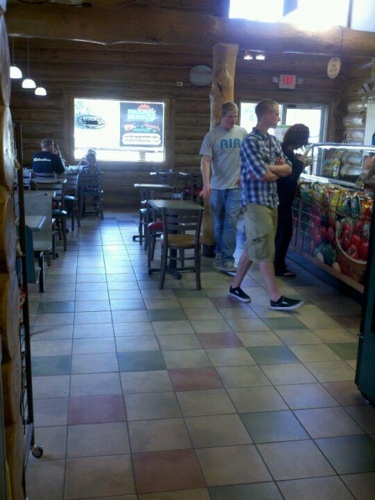 Subway 451 E Main St, Hill City