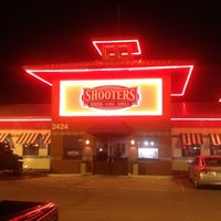 Shooters Wood Fire Grill