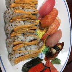 Fusion Sushi & Grill