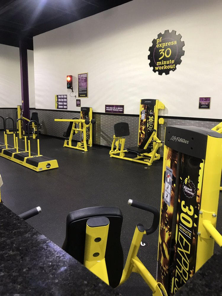 Planet Fitness 1509 W 41st St, Sioux Falls