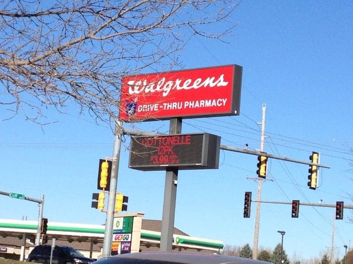 Walgreens Pharmacy Sioux Falls