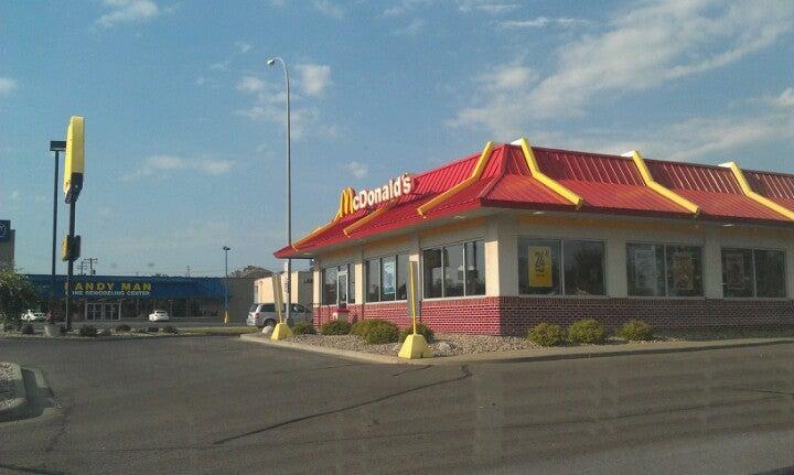 McDonald's Sioux Falls