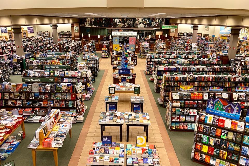 Barnes & Noble 3700 W 41st St, Sioux Falls