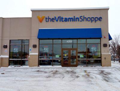 Vitamin Shoppe 4207 W 41st St, Sioux Falls