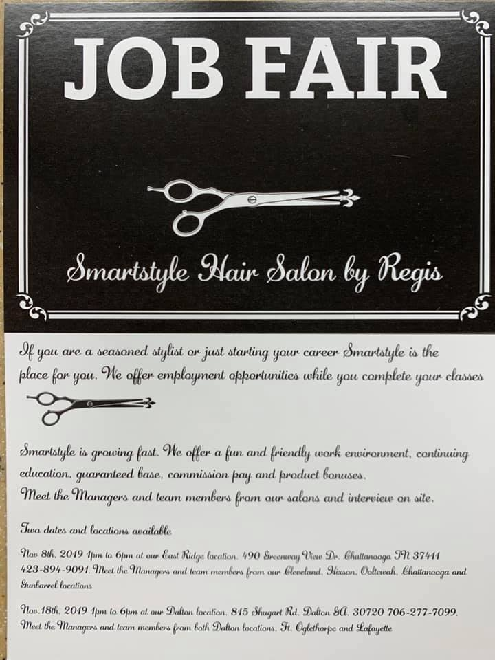 SmartStyle Hair Salons Chattanooga