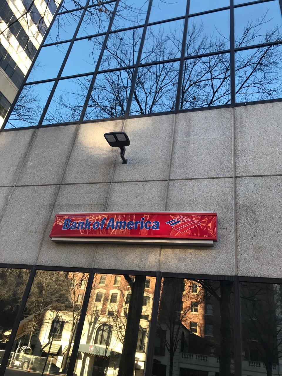 Bank of America Chattanooga
