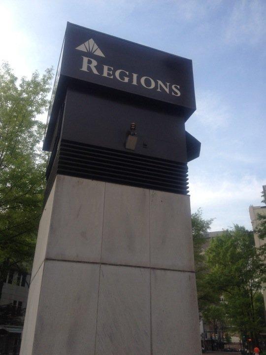 Regions Bank Chattanooga