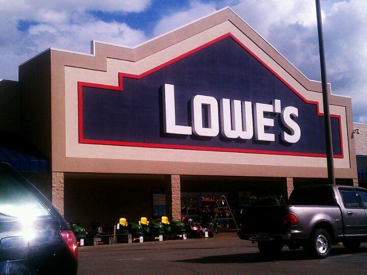 Lowe's 2180 Gunbarrel Rd, Chattanooga