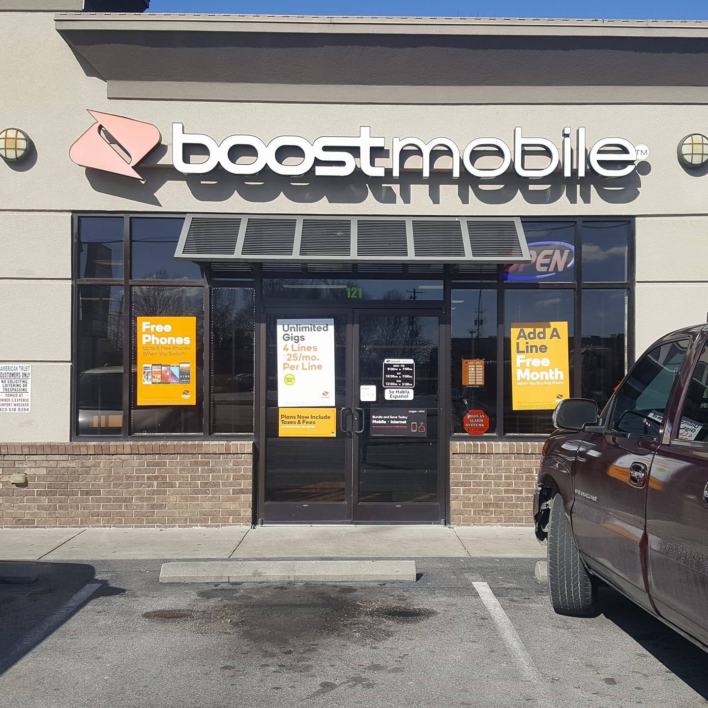 Boost Mobile Chattanooga