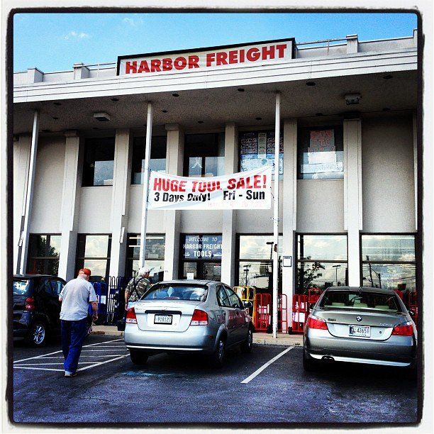 Harbor Freight Tools Chattanooga