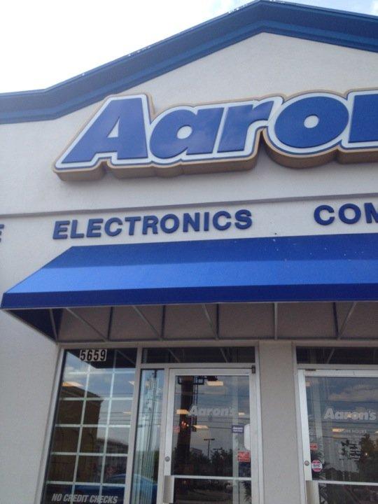 Aaron's 5659 Brainerd Rd ste a, Chattanooga