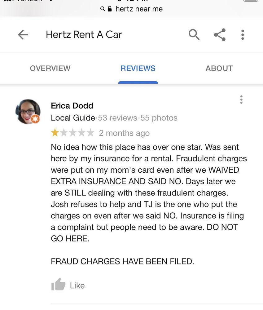 Hertz Chattanooga