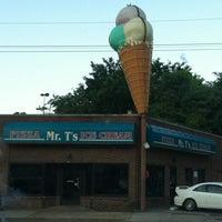 Mr. T's Pizza & Ice Cream