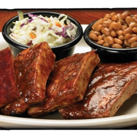 Sticky Fingers Ribhouse - BBQ Jack's Alley Chattanooga