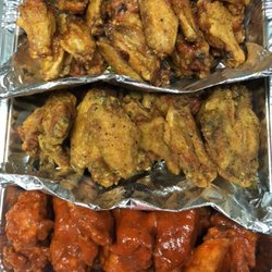 Touchdown Wings at Chattanooga
