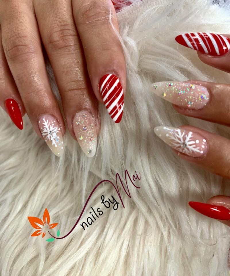 Top Nails 84 Dover Crossing Rd, Clarksville