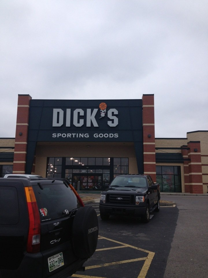 DICK'S Sporting Goods 2801 Wilma Rudolph Blvd Unit 195, Clarksville