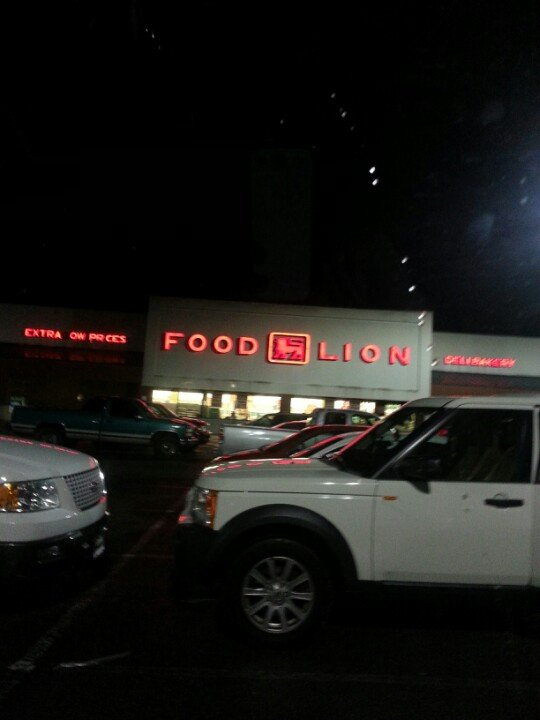 Food Lion Clarksville