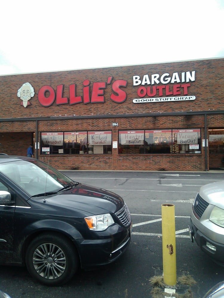 Ollie's Bargain Outlet 1596 Fort Campbell Blvd e, Clarksville