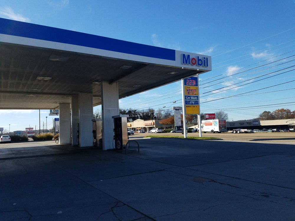 Mobil Knoxville