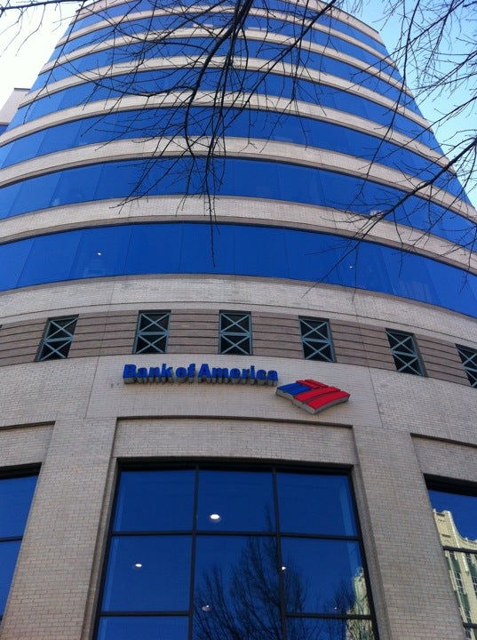 Bank of America Knoxville