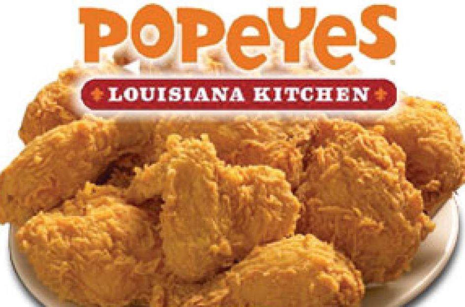 Popeyes Louisiana Kitchen Knoxville