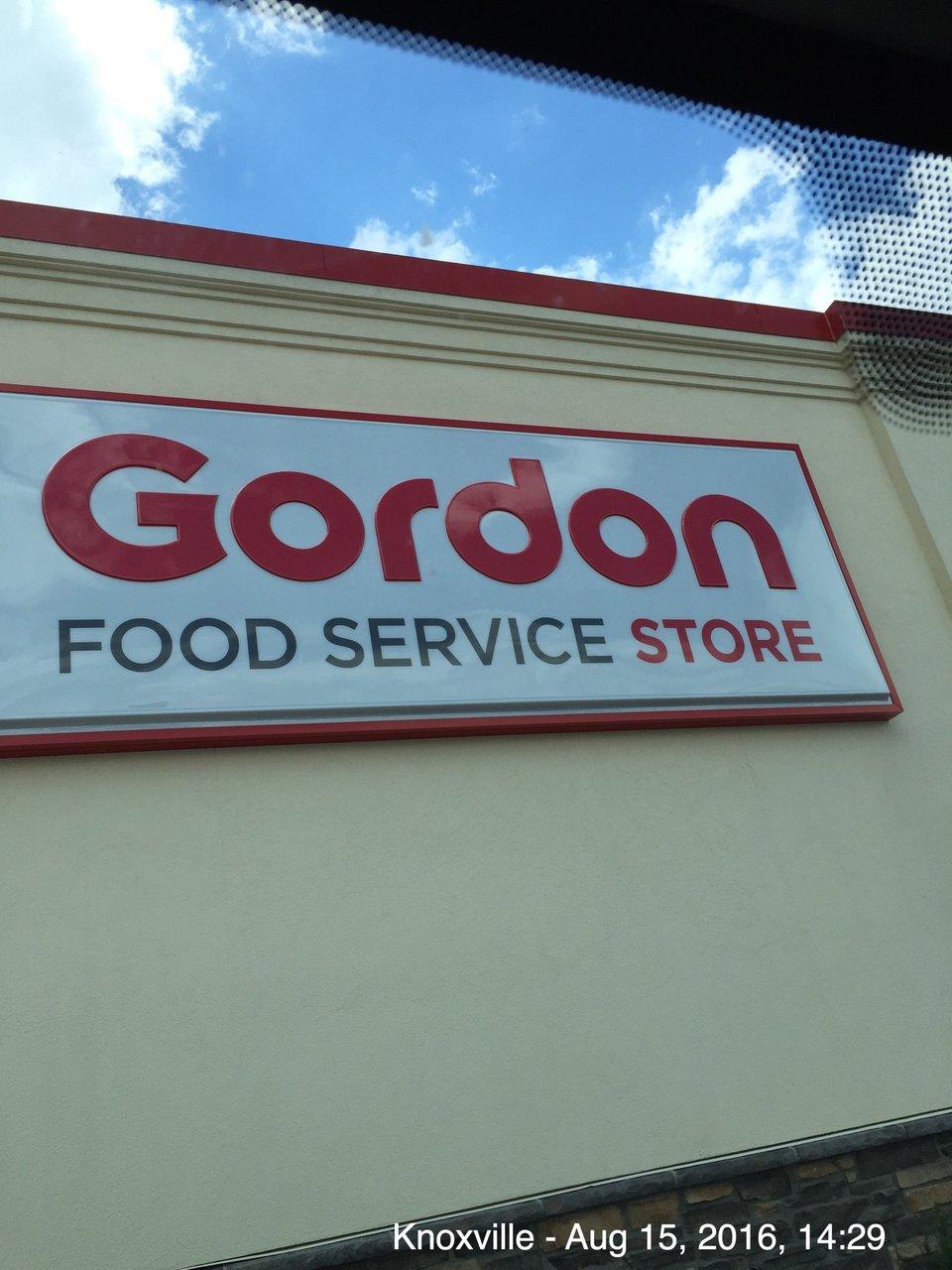 Gordon Food Service 9312 Kingston Pike, Knoxville