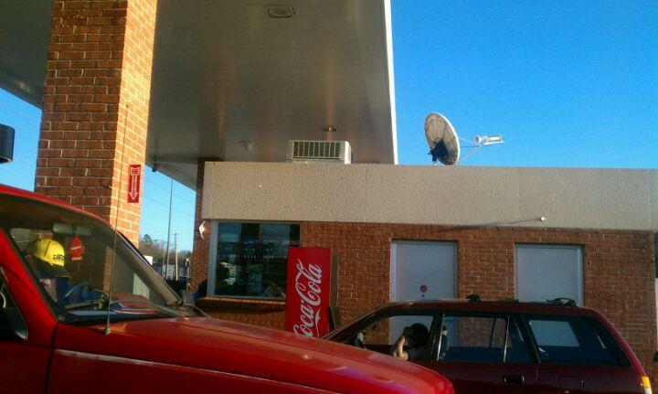 Kroger Gas Station Knoxville