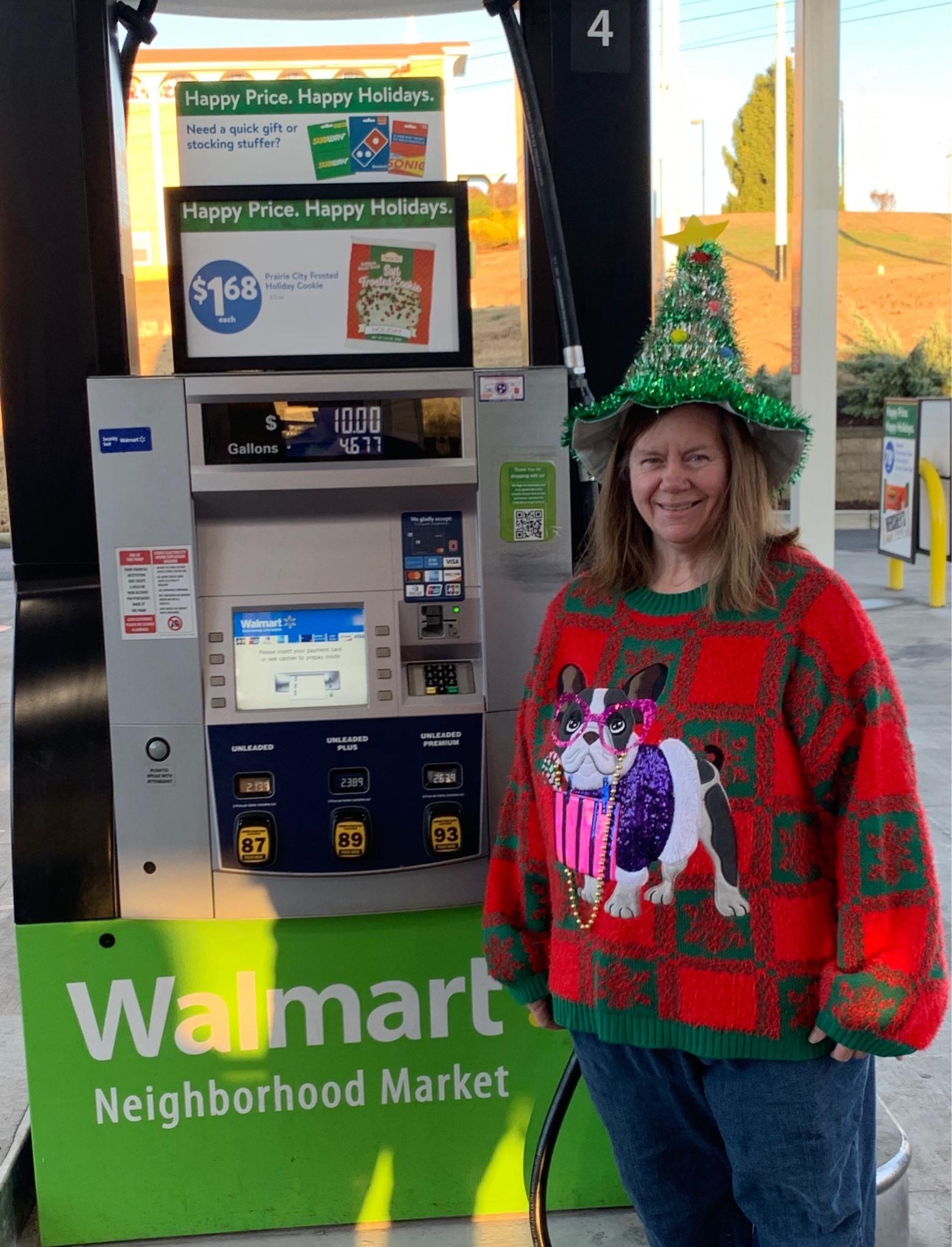 Walmart Gas Station 3120 McKamey Rd, Knoxville