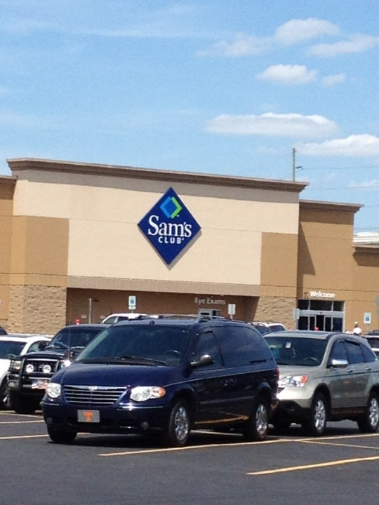 Sam's Club Gas 8435 Walbrook Dr, Knoxville