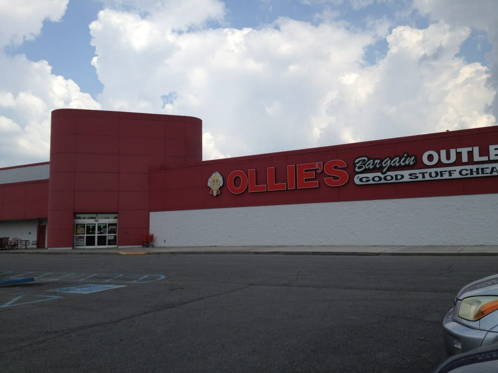 Ollie's Bargain Outlet 2936 Knoxville Center Dr, Knoxville