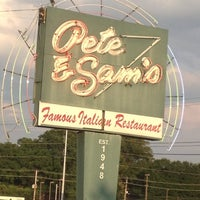 Pete and Sam's