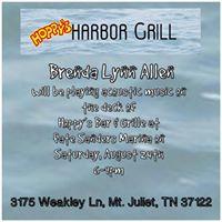 Hoppy's Harbor Grill at Fate Sanders Marina