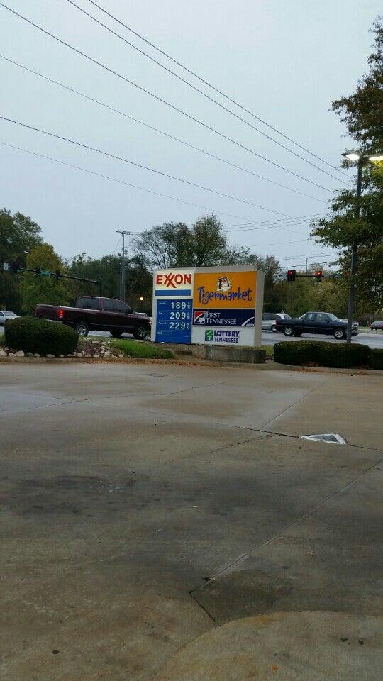 Exxon Murfreesboro