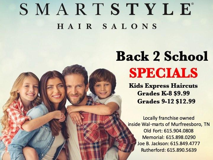 SmartStyle Hair Salons Murfreesboro