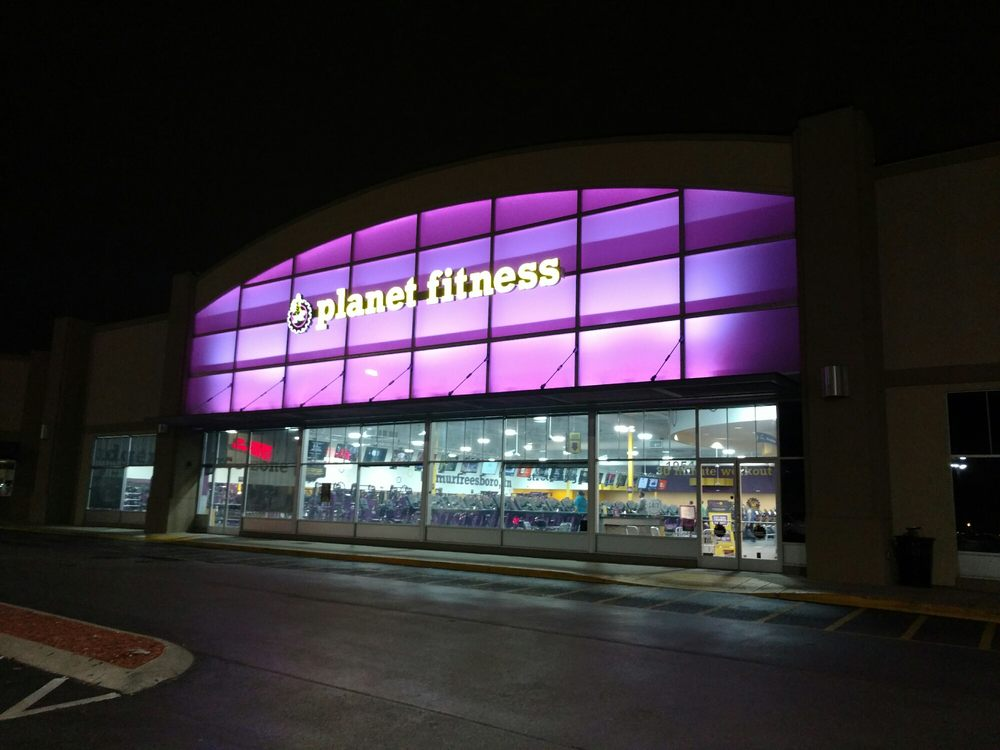 Planet Fitness 1954 Old Fort Pkwy Ste 6, Murfreesboro