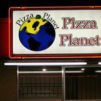 Pizza Planet in Pleasant Valley