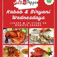 Salt N Pepper Indian Dine and Wine