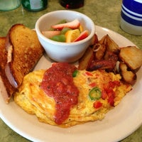 Atomic Omelette & Grill