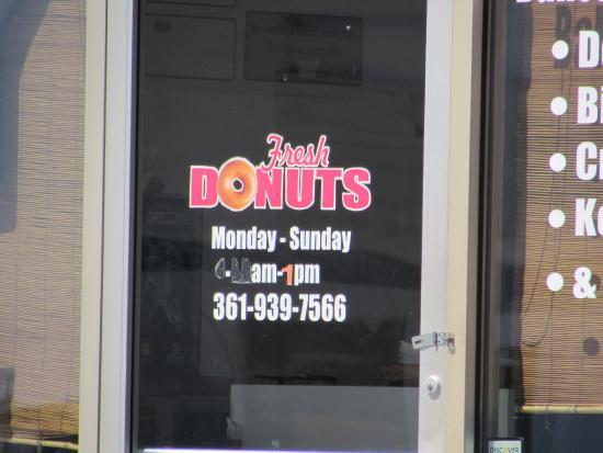 K&E Fresh Donuts