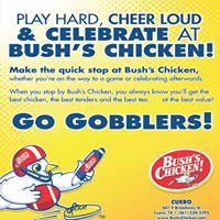 Bush's Chicken - Cuero