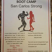Bootcamp San Carlos Strong
