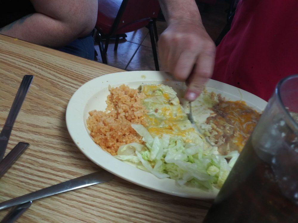 Tejas Cafe 9757 Dyer St, El Paso