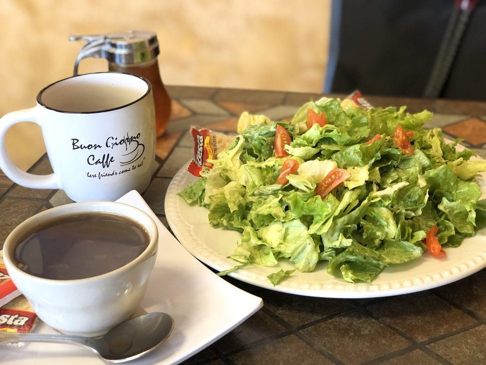 Buon Giorno Caffe 4727 Hondo Pass Dr # F, El Paso