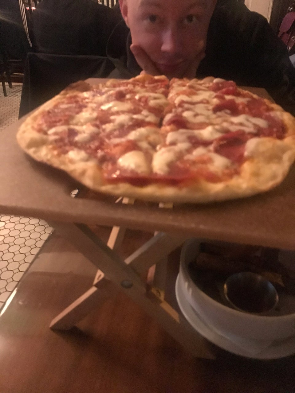 1/8 Pizza Pub 830 N Piedras St, El Paso