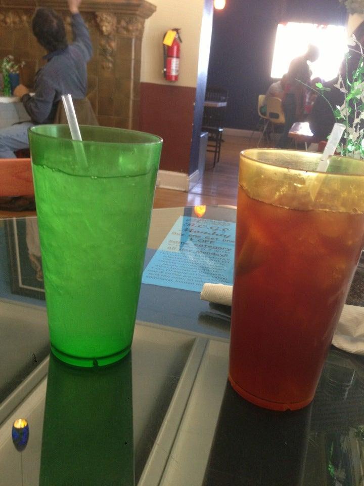 inniHeart Cafe (formerly LA Tierra Cafe) 1731 Montana Ave, El Paso