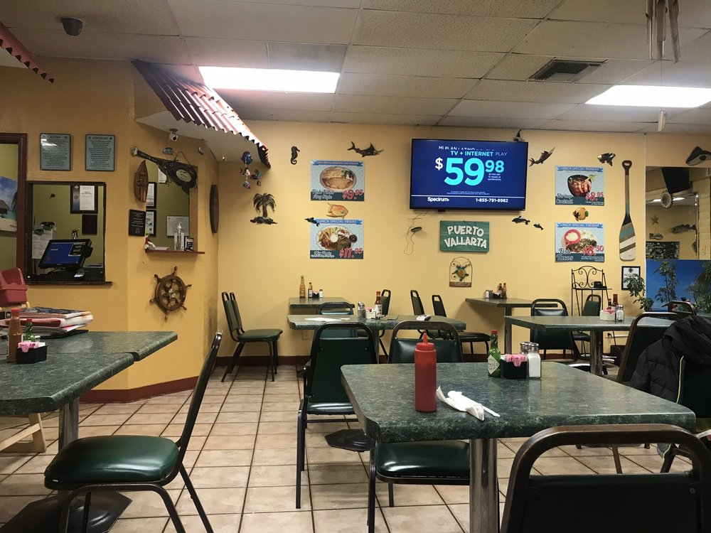 Puerto Vallarta Grill 1611 Montana Ave, El Paso