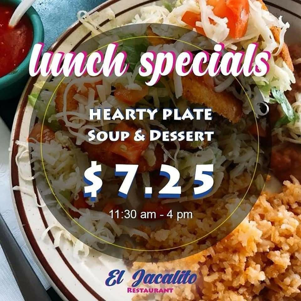 El Jacalito Restaurant 2130 Myrtle Ave, El Paso