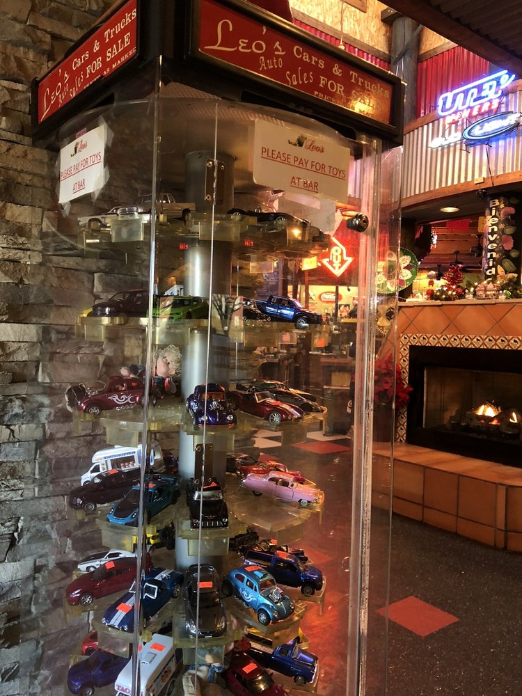 Leo's Mexican Food Restaurant 7520 Remcon Cir, El Paso